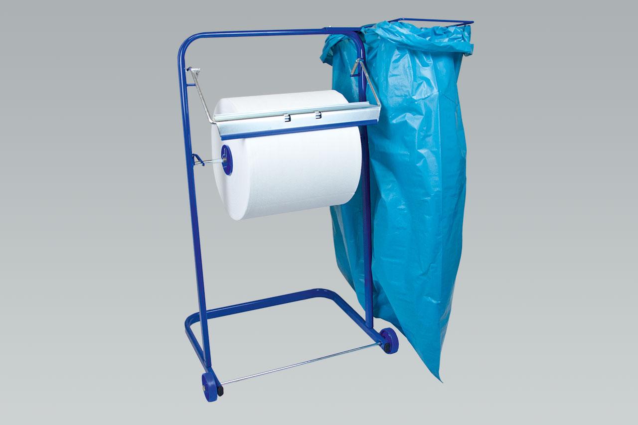 itex® Caddy mit Müllbeutelhalterung